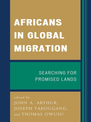 cover image of Africans in Global Migration