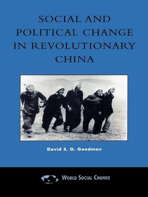 cover image of Social and Political Change in Revolutionary China