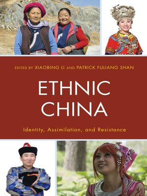 cover image of Ethnic China