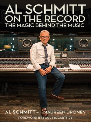 cover image of Al Schmitt on the Record