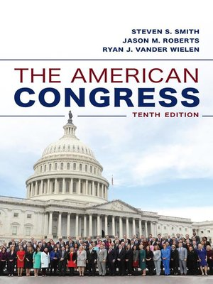 cover image of The American Congress