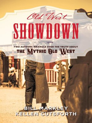 cover image of Old West Showdown