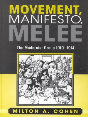 cover image of Movement, Manifesto, Melee