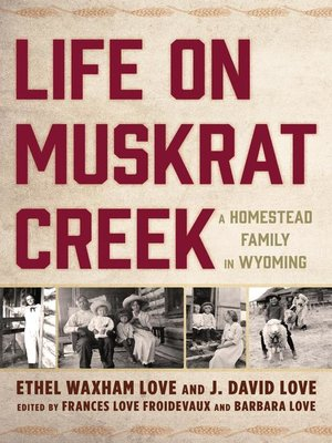 cover image of Life on Muskrat Creek