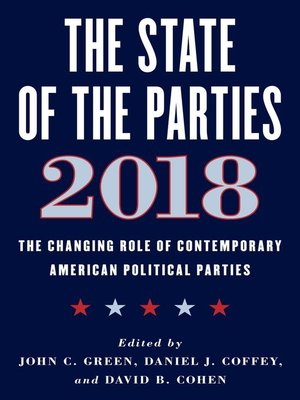 cover image of The State of the Parties 2018