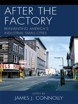 cover image of After the Factory