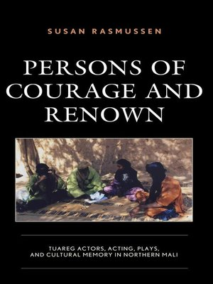 cover image of Persons of Courage and Renown