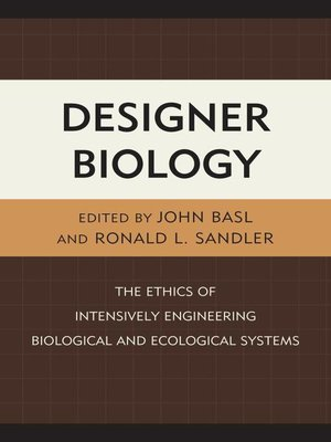 cover image of Designer Biology