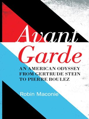 cover image of Avant Garde