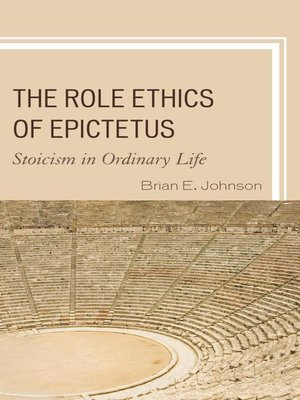 cover image of The Role Ethics of Epictetus