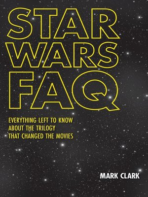 cover image of Star Wars FAQ