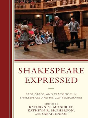 cover image of Shakespeare Expressed