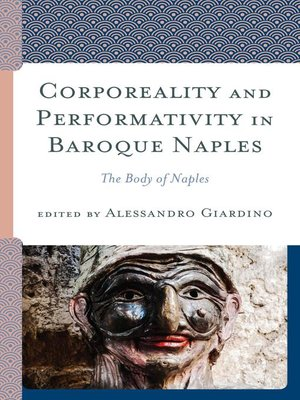cover image of Corporeality and Performativity in Baroque Naples