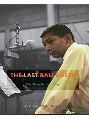 cover image of The Last Balladeer