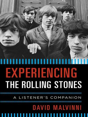 cover image of Experiencing the Rolling Stones
