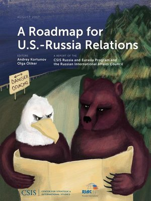 cover image of A Roadmap for U.S.-Russia Relations