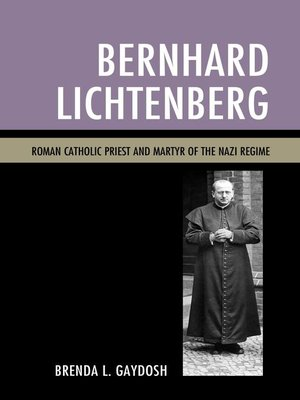 cover image of Bernhard Lichtenberg