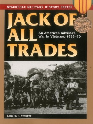 cover image of Jack of All Trades