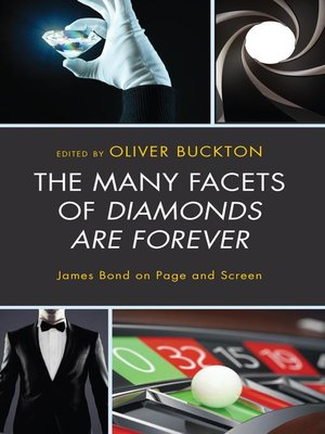 cover image of The Many Facets of Diamonds Are Forever