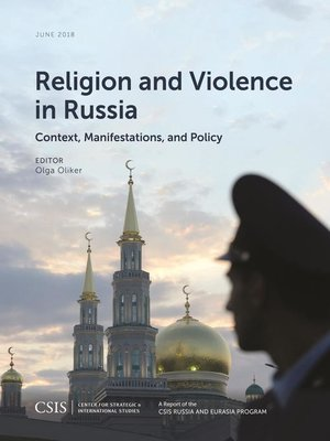 cover image of Religion and Violence in Russia