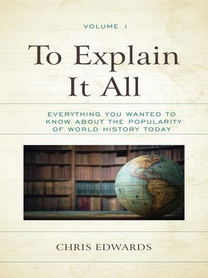 cover image of To Explain It All