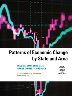 cover image of Patterns of Economic Change by State and Area 2016