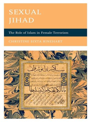 cover image of Sexual Jihad