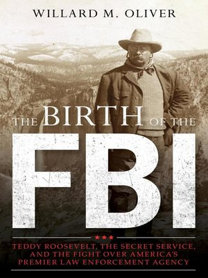 cover image of The Birth of the FBI