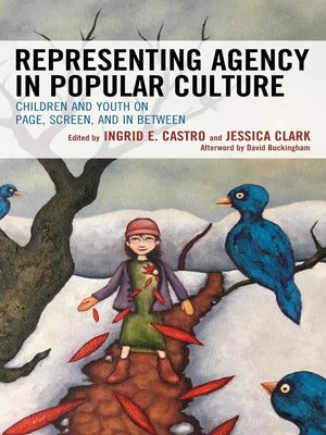 cover image of Representing Agency in Popular Culture
