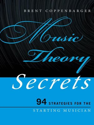 cover image of Music Theory Secrets
