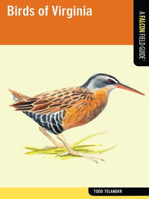 cover image of Birds of Virginia