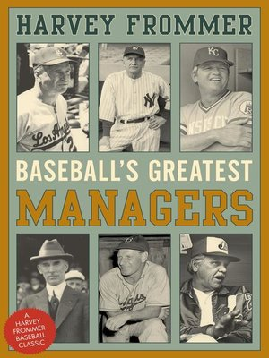 cover image of Baseball's Greatest Managers
