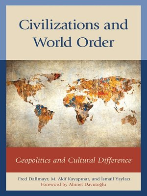 cover image of Civilizations and World Order