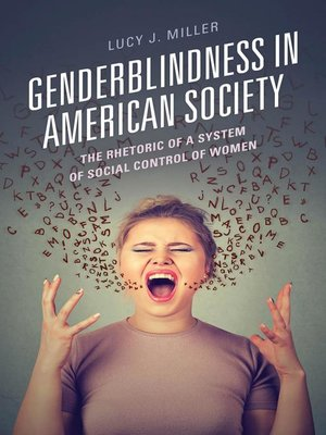 cover image of Genderblindness in American Society