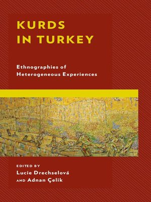 cover image of Kurds in Turkey