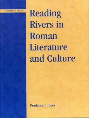 cover image of Reading Rivers in Roman Literature and Culture