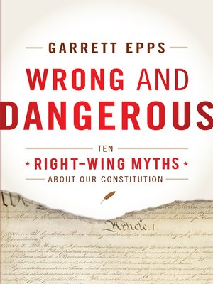 cover image of Wrong and Dangerous