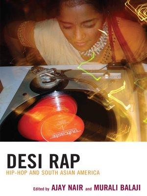 cover image of Desi Rap