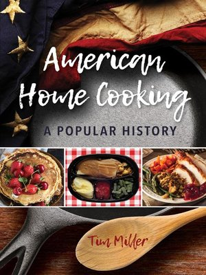 cover image of American Home Cooking