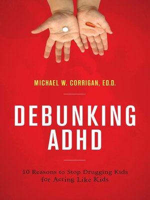 cover image of Debunking ADHD
