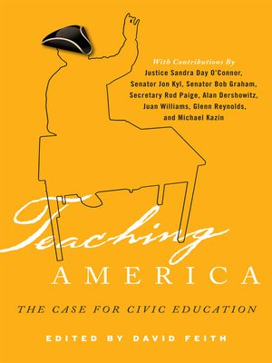 cover image of Teaching America