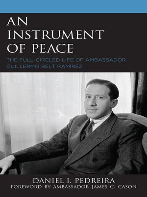 cover image of An Instrument of Peace