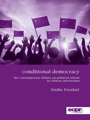 cover image of Conditional Democracy
