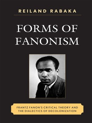 cover image of Forms of Fanonism