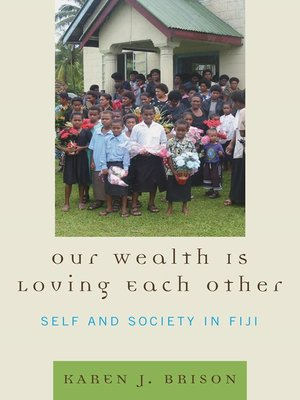 cover image of Our Wealth is Loving Each Other