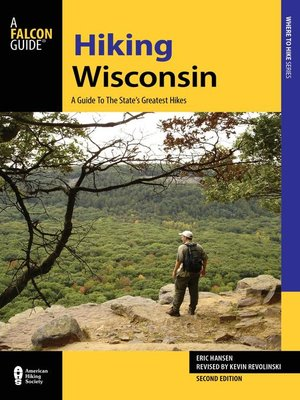 cover image of Hiking Wisconsin