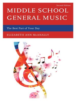 cover image of Middle School General Music