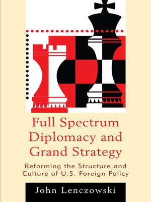 cover image of Full Spectrum Diplomacy and Grand Strategy