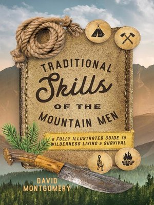 cover image of Traditional Skills of the Mountain Men