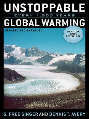 cover image of Unstoppable Global Warming